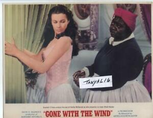 """Vivien Leigh Beautiful In """"Gone With The Wind"""" 1939 Hattie McDaniel Publicity"""