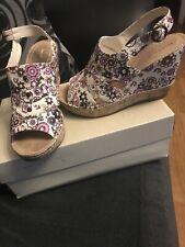 Hush Puppies Ladies Wedge Shoes