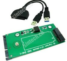 26pin Lenovo X1 Carbon Ultrabook SSD to SATA adapter 4 sandisk SD5SG2+USB cable