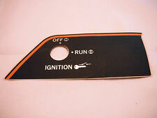 New listing Vintage Nos Arctic Cat Ignition Decal 0211-595