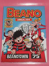THE BEANO BOOK ANNUAL 2014 BRAND NEW