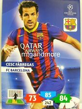 Adrenalyn XL Champions League 13/14 - Cesc Fabregas - FC Barcelona
