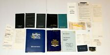Eastern Airlines Attendant Stewardess Airplane Travel Manual Handbook 25pc Lot
