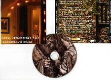 "DAVID CRONENBERG'S WIFE ""Bluebeard's Rooms"" (CD) 2008"