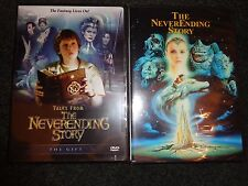 TALES FROM NEVERENDING STORY: THE GIFT & NEVERENDING STORY-2 movies-Fantasy