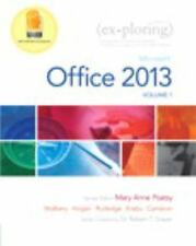 Exploring for Office 2013: Microsoft Office 2013 Vol. 1 by Keith Mulbery, MaryAn