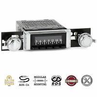 1964-65 Chevrolet Chevy Car RetroSound Laguna Radio AM/FM AUX RetroRadio Stereo