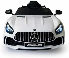 """AUTO MACCHINA ELETTRICA PER BAMBINI MERCEDES GTR AMG 12V """"CON TELECOMANDO"""""""