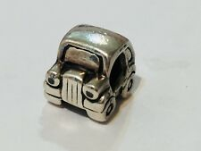 Authentic Pandora Classic Car CZ Lights Charm Bead 790405 retired
