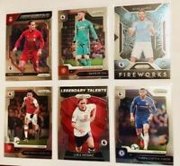 2019 Panini Prizm Premier League Base and Inserts Pick Your Player