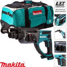 Makita DHR202Z 18V Li-ion SDS+ Rotary Hammer With Makita LXT600 6pcs Tool Bag