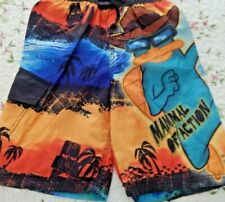 Very Cute Disney Size 8 Boys Swimwear