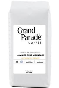 100% Jamaican Blue Mountain Medium Roast, Fresh Roasted Coffee Beans, 5 lbs Bag