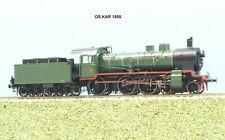 OS.KAR  art. 1805  SNCB locomotiva a vapore P8  64 082 livrea verde nera ep. II