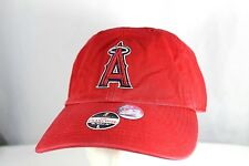 Los Angeles Anaheim Angels Red Baseball Cap Fitted L