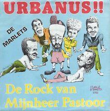 7inch URBANUSde rock van mijnheer pastoorBELGIUM EX (S2295)
