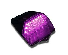1 PCS PURPLE 18SMD LED CAB ROOF TOP FRONT MARKER LIGHTS SUV 4x4 PICK UP TRUCK