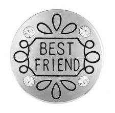 Ginger Snaps™ Best Friend Scroll Sn02-20 Buy 4, Get 5Th $6.95 Snap Free