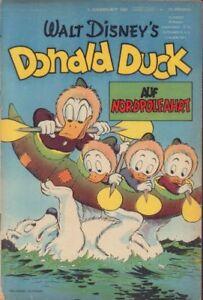 Micky Maus Sonderheft Nr. 3: Donald Duck auf Nordpolfahrt (1951)