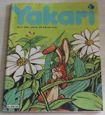 YAKARI (en Finlandais) / Nr.4 - 1979 / Finlande / Semic