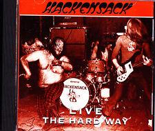 HACKENSACK the hardy way + 4 bonus tracks (1973) CD NEU / NEW