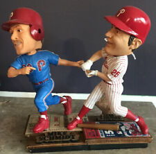 Philadelphia Phillies Mike Schmidt & Jim Thome Dual bobblehead