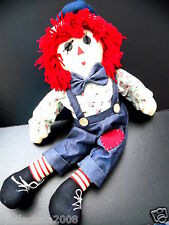 Vintage Raggedy Ann ANDY Rag Doll (24 INCHES)