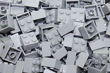 NEW LEGO Light Bluish Gray 2x2 Bricks Lot 100 Building Pieces 3003
