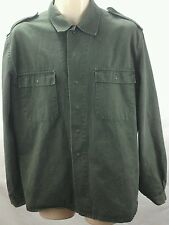 Michielsens Military Jacket Olive Green Large Mens M Womens L See Measurements
