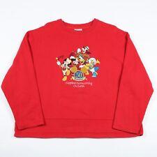 Vintage Mickey Mouse Disney Sweatshirt | Women's XXL 2XL | Retro Sweat Jumper