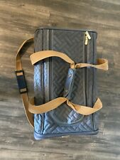 Herringbone Sherpa Puppy Carrier For Small Dogs