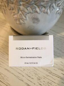 RODAN & FIELDS - Micro-Dermabrasion Paste - NEW - 4.2 Fl Oz