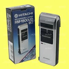 Hitachi RM-1500UD MK II Cordless Rechargeable Travel Shaver Razor Dual Voltage
