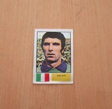 FOOTBALL 76/77 DINO ZOFF ITALIE  VIGNETTE NEUVE