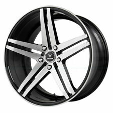 """20"""" Verde V39 Wheels fits 350z 370z G35 G37 Coupe Hyundai Genesis Ford Mustang"""