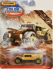 Matchbox - 2019 Color Changers MBX Off-Road Coyote 500 (BBGFX75)