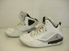 Nike 629877-105 Air Jordan Flight SC-3 Mens 8 41 Basketball Shoes White Cement