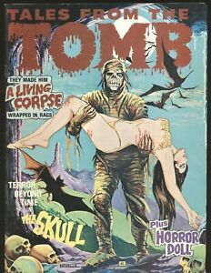 Tales From The Tomb Vol. 6 # 5 Fine Cond.