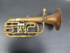 Alte Trompete Flügelhorn
