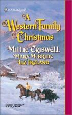 Western Family Christmas (Harlequin Historical)-ExLibrary