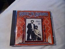 Robert JR. Lockwood - ...Does 12, 1996, TRIX 3317 Blues CD.
