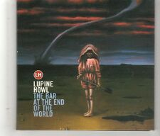 (HK762) Lupine Howl, The Bar At The End Of The World - 2002 CD