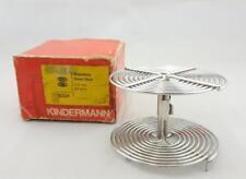 1x film reel Kindermann 220/120 medium format reel 3331 stainless steel in box