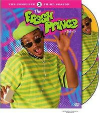 The Fresh Prince of Bel Air: The Complete Third Season [New DVD] Digipack Pack