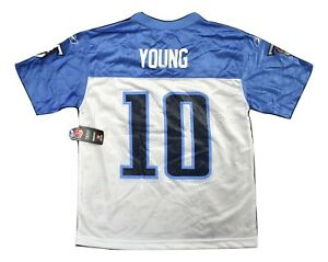 Reebok NFL Youth Tennessee Titans Vince Young Jersey NWT S,M,L, XL