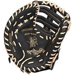 "Rawlings PRODCTDCC Heart of the Hide Dual Core Series Firstbase Mitt 13"" LHT"