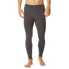 New Heat Keep Mens Sz Xlt 40-42 Thermal Underwear Leggings Weatherproof Charcoal