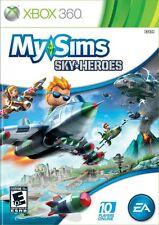 JUEGO XBOX 360 MY SIMS Skyheroes Sky Héroes NUEVO
