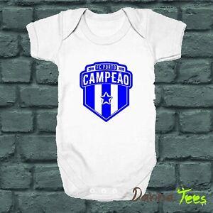 FC PORTO CAMPEAO 2019/2020 DRAGAO Baby Vest Bodysuit Perfect Gift New Born Xmas