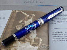 PELIKAN M1000 HERCULES LIMITED EDITION #221/800 FOUNTAIN PEN YEAR 2004 M NIB PF